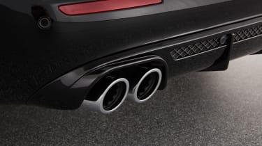 Brabus kits for Mercedes E-Class Estate exhaust