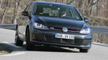2013 mk7 VW Golf GTI front