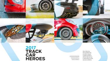 evo 237 Track Cars