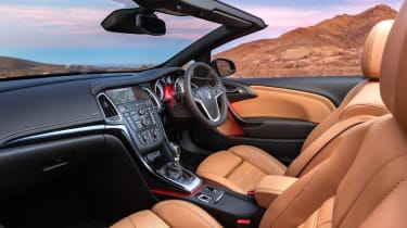 Vauxhall Cascada prices and specifications