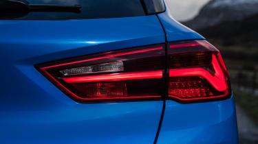 BMW X2 – Rear light