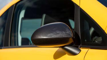 Vauxhall Corsa GSi review - mirror
