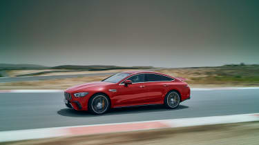 Mercedes-AMG GT63 S E Performance 2 – side