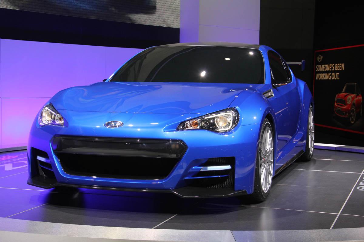 Subaru Brz Sti Price >> Subaru Brz Sti Price Specs And Release Date Pictures Evo