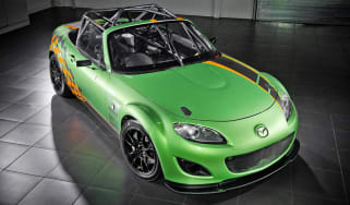 Mazda MX-5 GT racing car