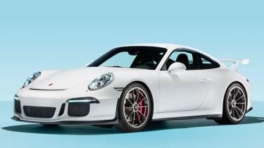 Porsche 911 GT3 991 GT3