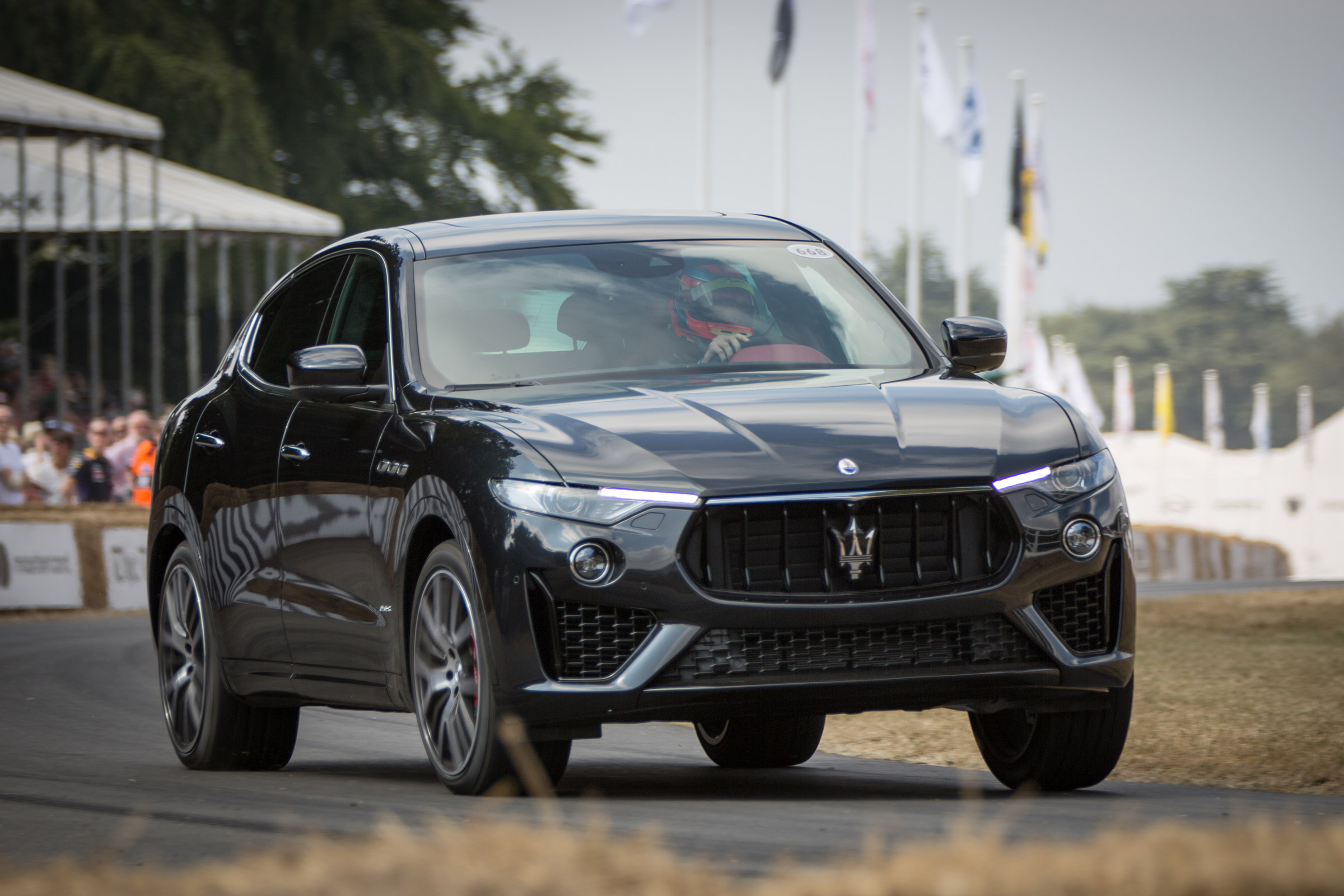 2019 Maserati Levante: Changes, GTS And Hybrid Versions >> Maserati Levante Trofeo Review Is The Most Powerful Series