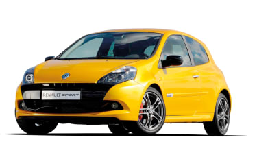 10 best manuals: Renaultsport Clio 200