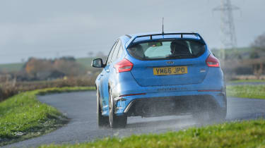 Ford Focus RS Revo Performance Pack – Rear