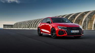 2021 Audi RS3 Sportback –quarter