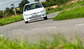Peugeot 106 Rallye – front