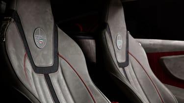 ATS Automobili GT Launch Edition - seats