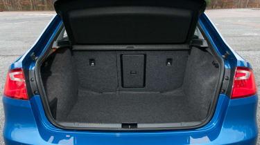 2013 Seat Toledo 1.6 TDI boot