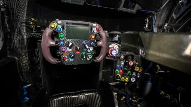 Toyota GR010 revealed - interior