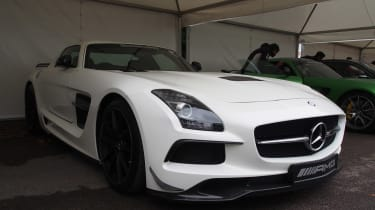 Goodwood Festival of Speed - Mercedes SLS