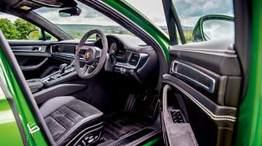 Porsche Panamera GTS v Mercedes-AMG GT63 4-Door Coupé