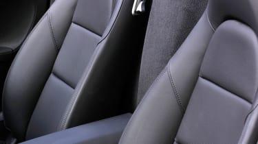 2012 Porsche Boxster 2.7 leather sports seat