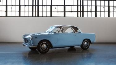 Lancia Appia Coupe - front quarter