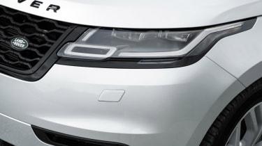 Range Rover Velar headlight