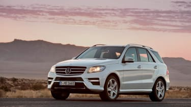New Mercedes-Benz ML news and pictures
