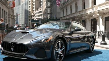 Maserati GranTurismo MC - 2018 NY