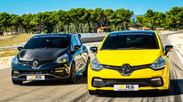 Renault Sport Performance parts