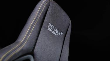 Renaultsport Megane 265 Trophy seat