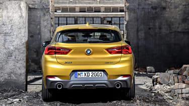 BMW X1 M Sport X - tail