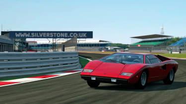 Gran Turismo 6 screenshot Lamborghini Countach