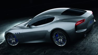 Maserati Alfieri concept: Geneva 2014