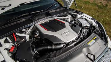Audi S5 - Engine
