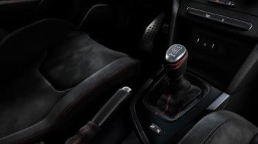 Renault Sport Megane Trophy-R gear lever