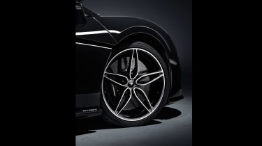 McLaren 570GT Black Collection - wheel