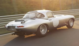 Jaguar E-type Lightweight revealed