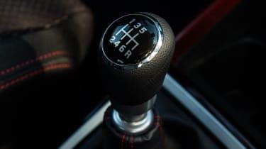 Suzuki Swift Sport – gearbox