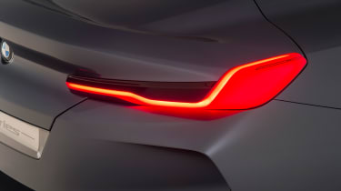 BMW 8-series concept - taillight