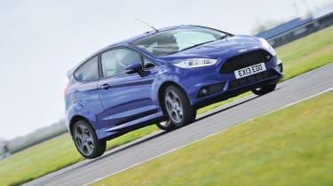 Best hot hatchbacks: Ford Fiesta ST