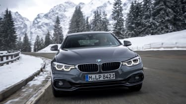 2017 BMW 4 Series Gran Coupe - Front