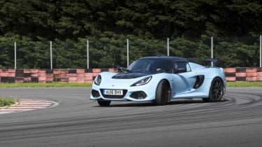 Lotus Exige Sport 410 – front