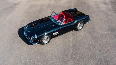 GTO Engineering California Spider –top quarter