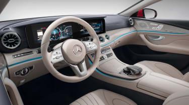 Mercedes-Benz CLS – interior