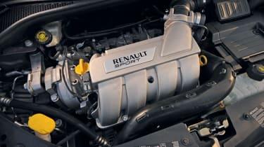 Renaultsport Clio 200 Raider engine