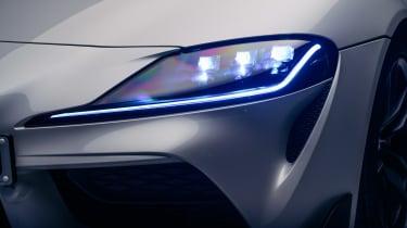 Toyota GR Supra 2.0 - lighting
