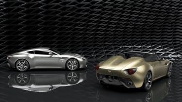 Aston Martin V12 Vantage Zagato R-Reforged pair