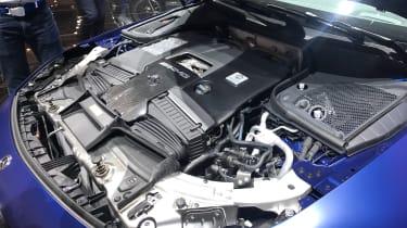 Mercedes-AMG GT 63 S - live block