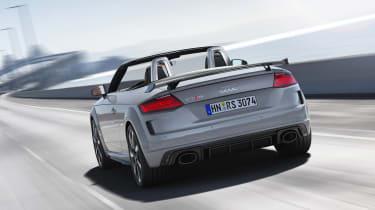Audi TT RS facelift 2019
