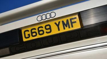 Audi Quattro - rera