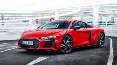 Audi R8 V10 Performance RWD – coupe static