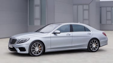 Mercedes S63 AMG spec, launch date and UK prices
