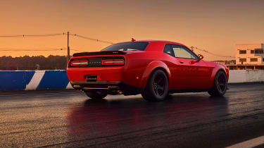 Dodge Demon rear2